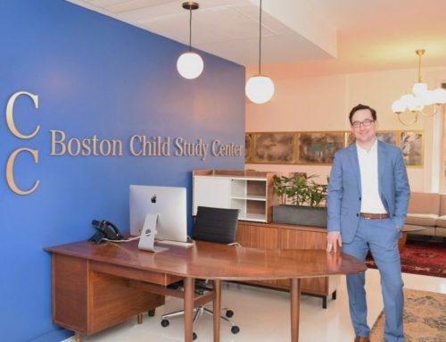 Meet Ryan Madigan of Boston Child Study Center